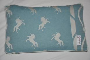 Faeries and Unicorn Cushions 2: click to enlarge