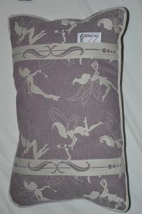 Faeries and Unicorn Cushions 3: click to enlarge
