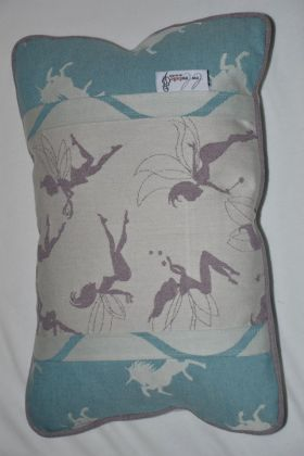 Faeries and Unicorn Cushions 4: click to enlarge