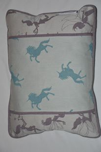 Faeries and Unicorn Cushions 1: click to enlarge