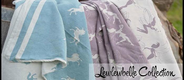 Lewlewbelle Woven Wraps